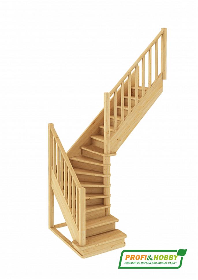 Декоративные резные балясины для лестниц из дерева