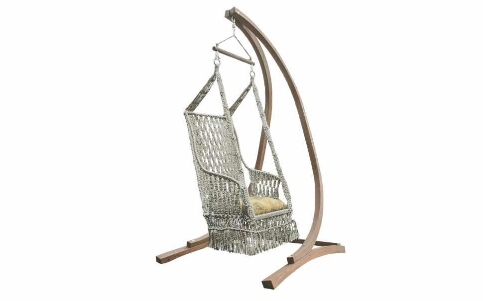 подвесное кресло качели Инка