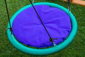 Подушка на качели Гнездо 90 см